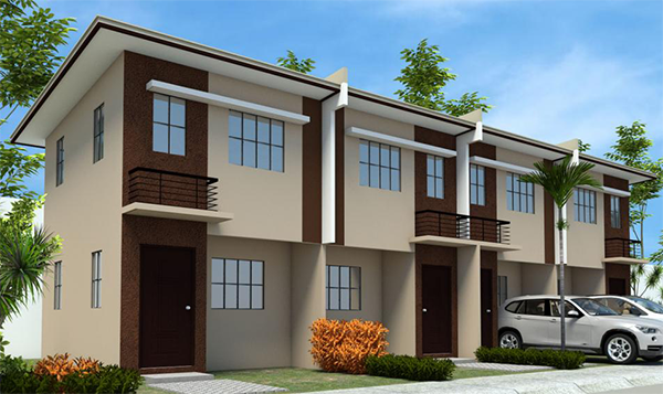 bria homes angeli townhouse