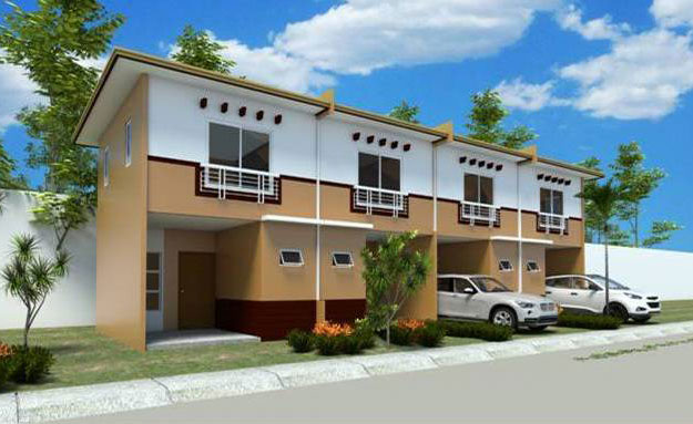 bria homes bettina townhouse