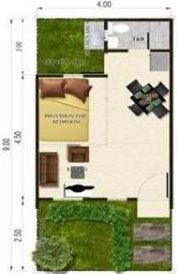 elena rowhouse floor plan