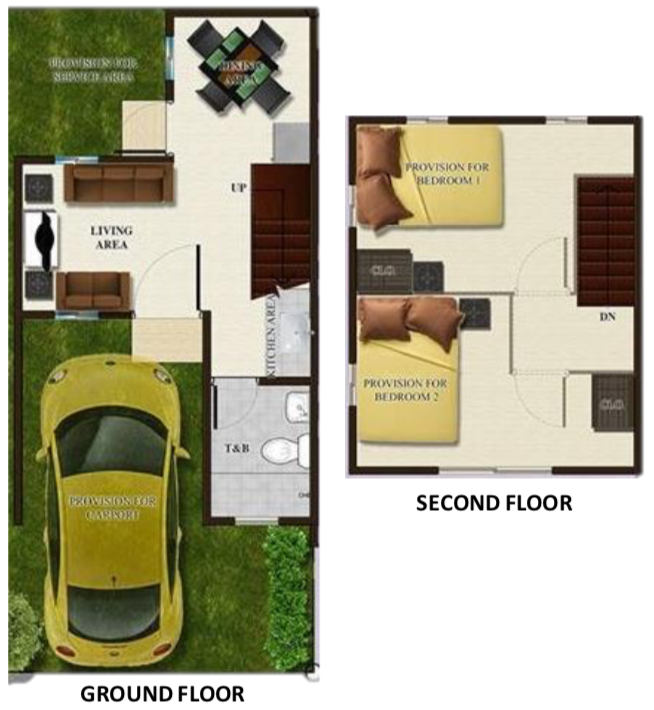 bria homes bettina floor plan